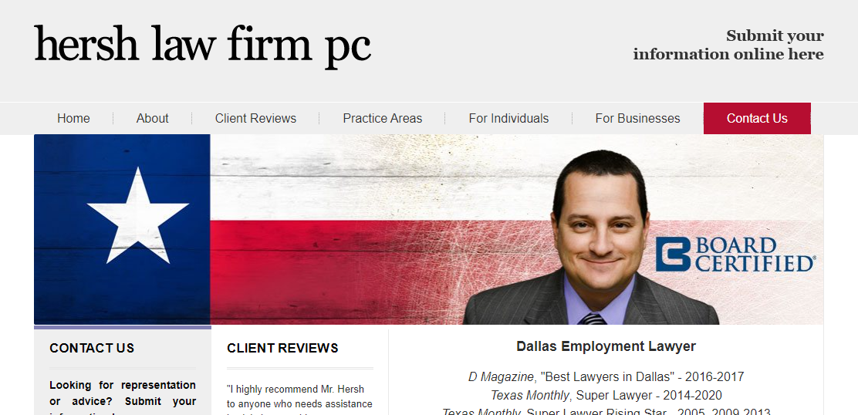 Hersh Law Firm, PC