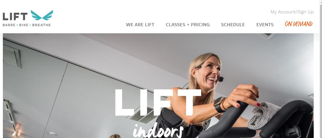 Lift Exercise