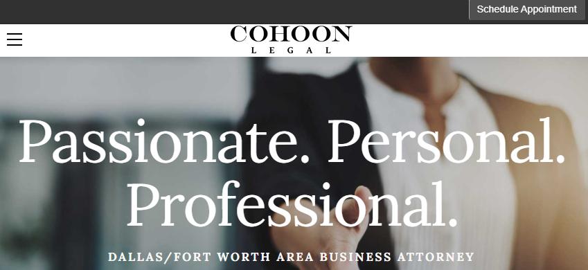 Cohoon Legal