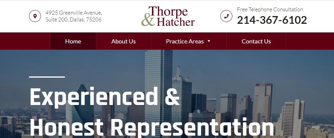 Thorpe & Hatcher