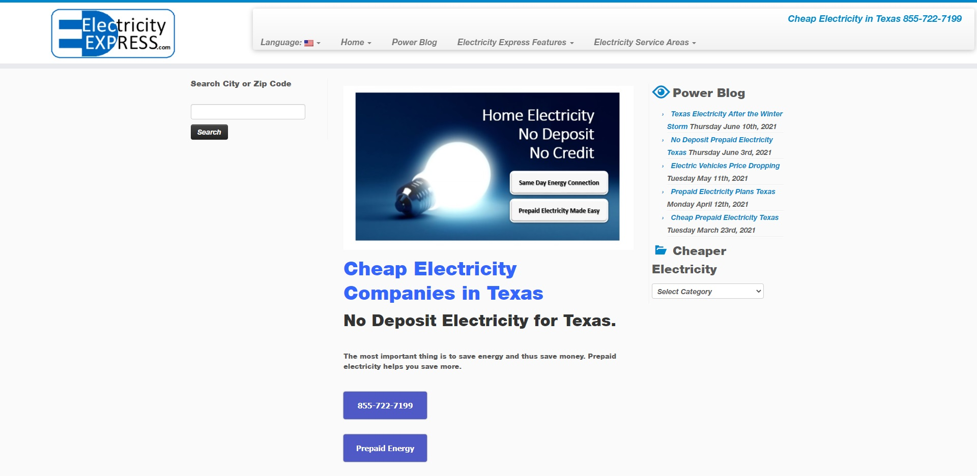 The Best Electricity in Dallas