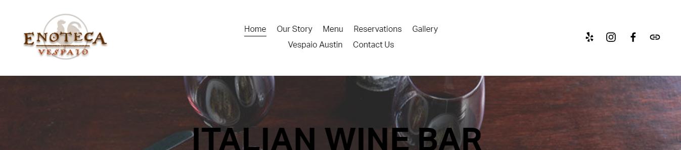 italian wine bars in austin texas