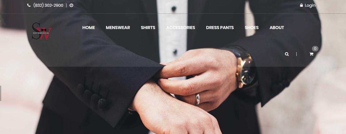 Suit Warehouse