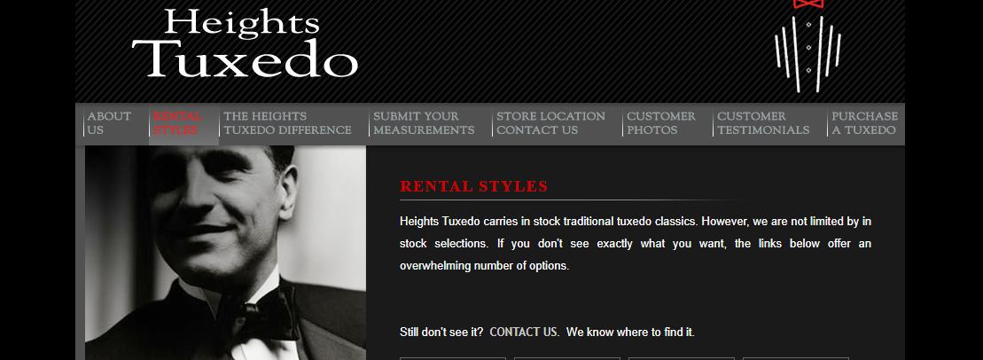 Heights Tuxedo