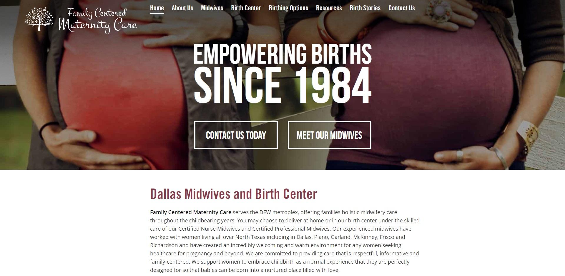 The Best Maternity in Dallas