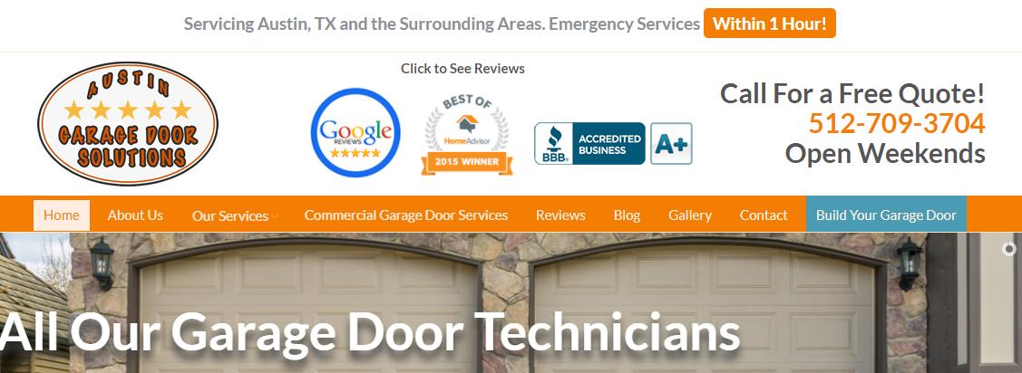 Austin Garage Door Solutions