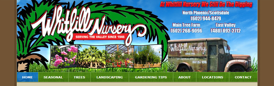 Whitfill Nurseries