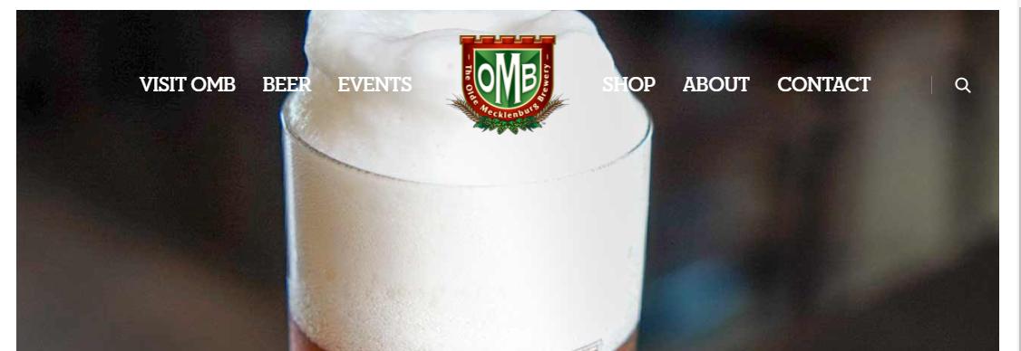 The Olde Mecklenburg Brewery and Biergarten