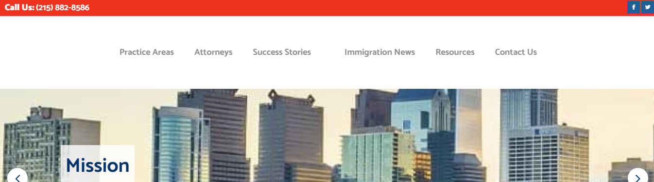 affordable immigration law firms in Philadelphia, PA