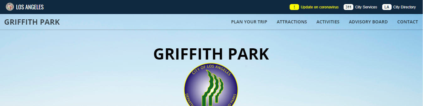 top municipal parks in los angeles, ca