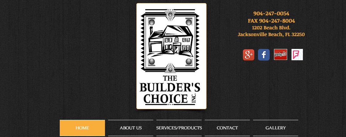 Builder's Choice Inc.