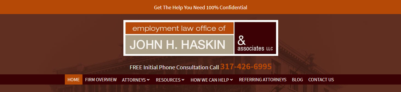 wrongful termination lawyers in Indianapolis, IN