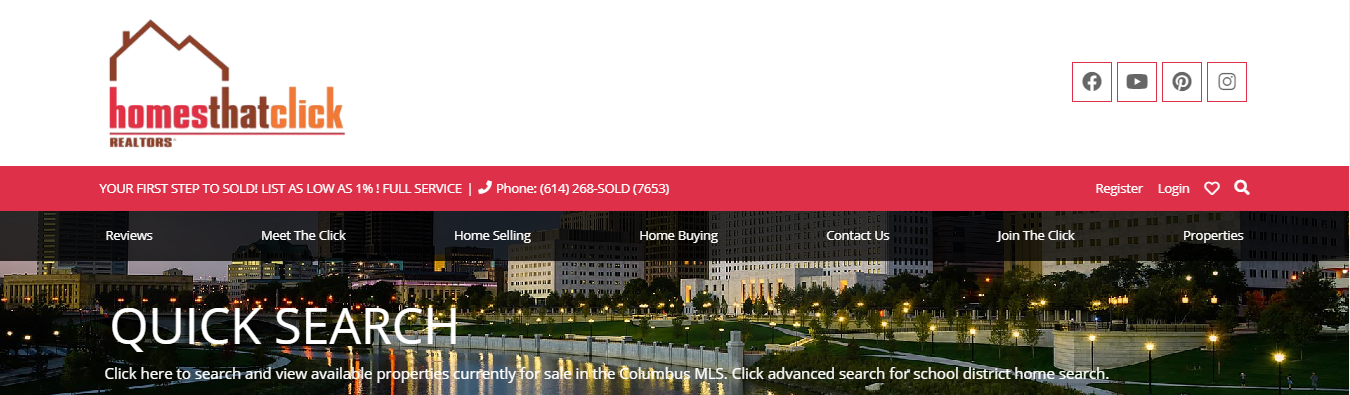 best full service real estate agencies in Columbus, OH
