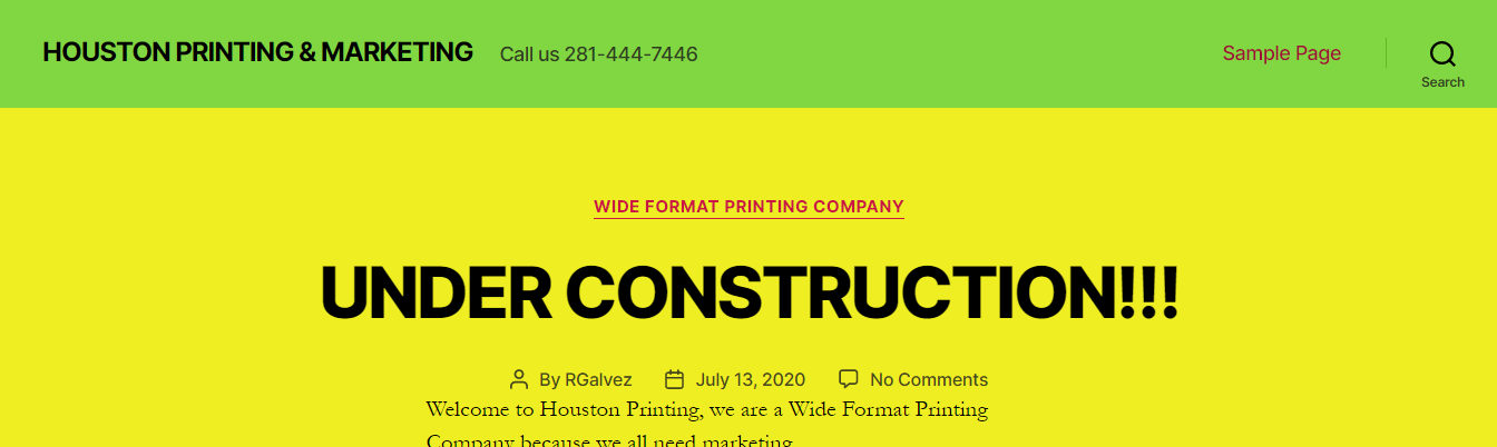 affordable print shops in houston, tx