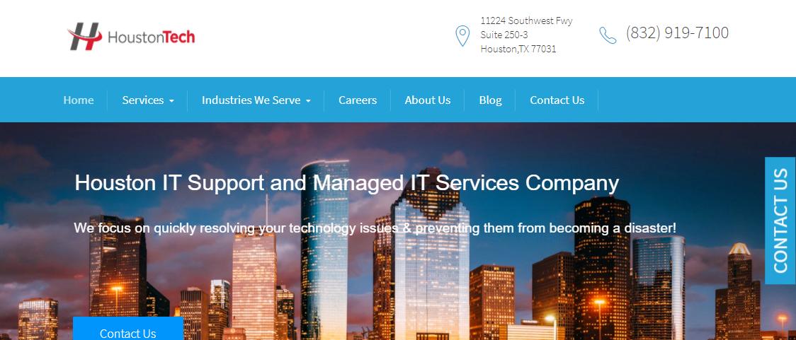 HoustonTech IT Support