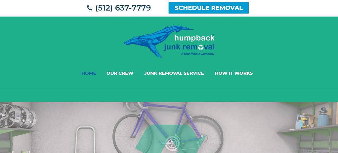 Humpback Junk Removal