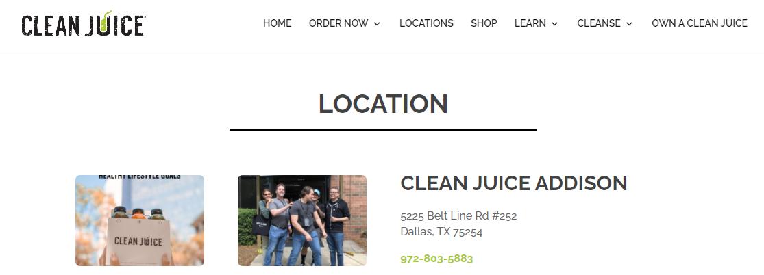 Clean Juice