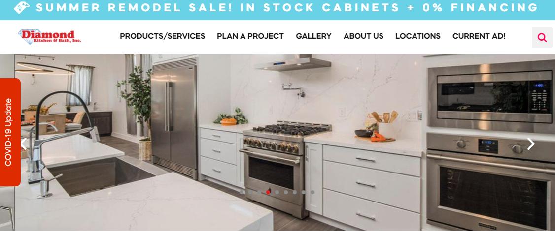 Diamond Kitchen & Bath, Inc.