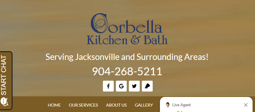 Corbella Kitchen and Bath