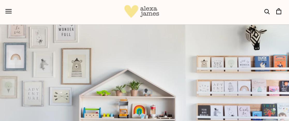 Alexa James Baby