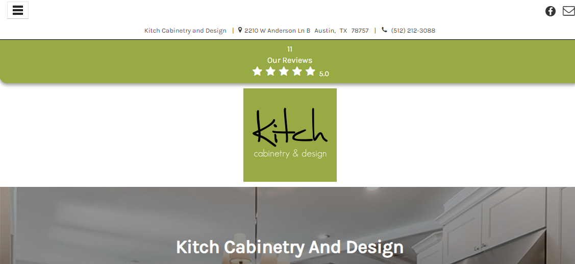 Kitch Cabinetry and Design