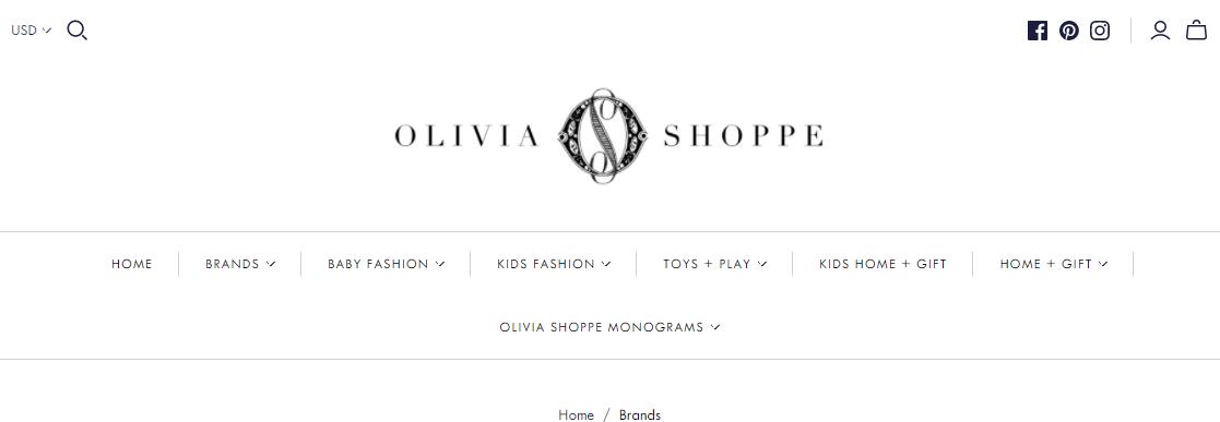 Olivia Shoppe