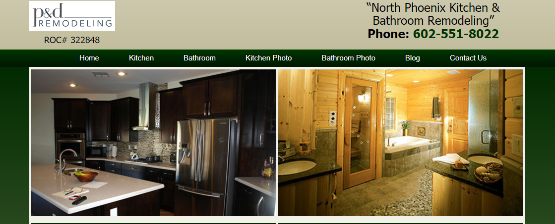 p&d Remodeling
