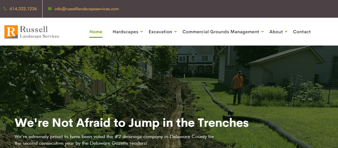Russell Landscape Services