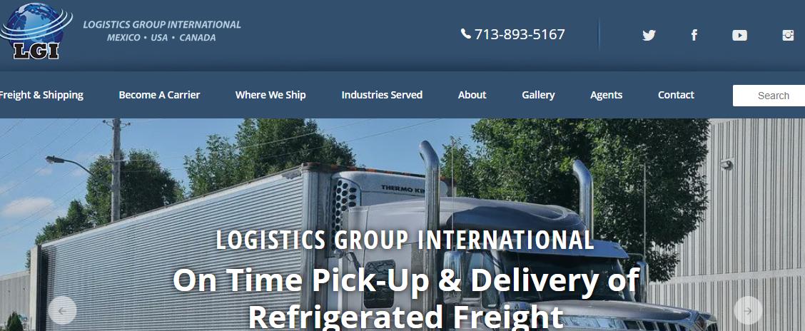 Logistics Group International, Inc.