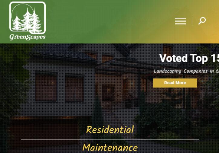 Greenscapes Landscape Company