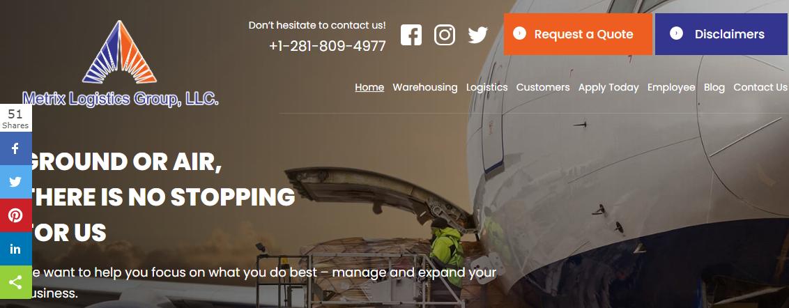 Metrix Logistics Group LLC