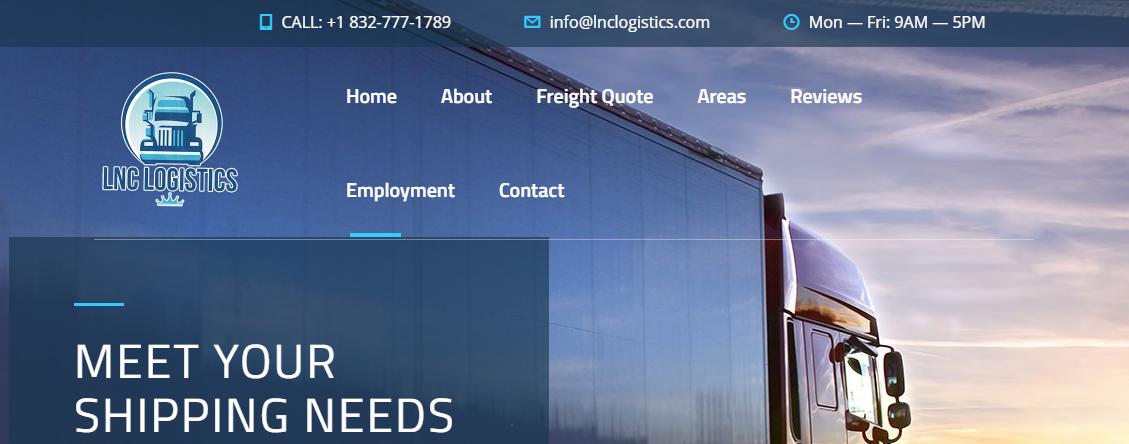 LNC Logistics LLC