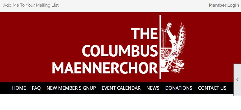 Columbus Maennerchor