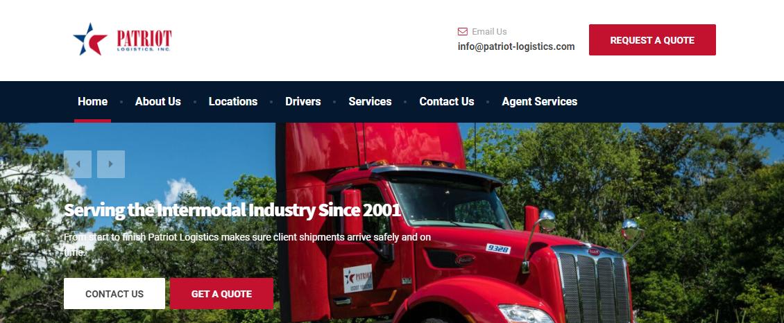 Patriot Logistics, Inc.