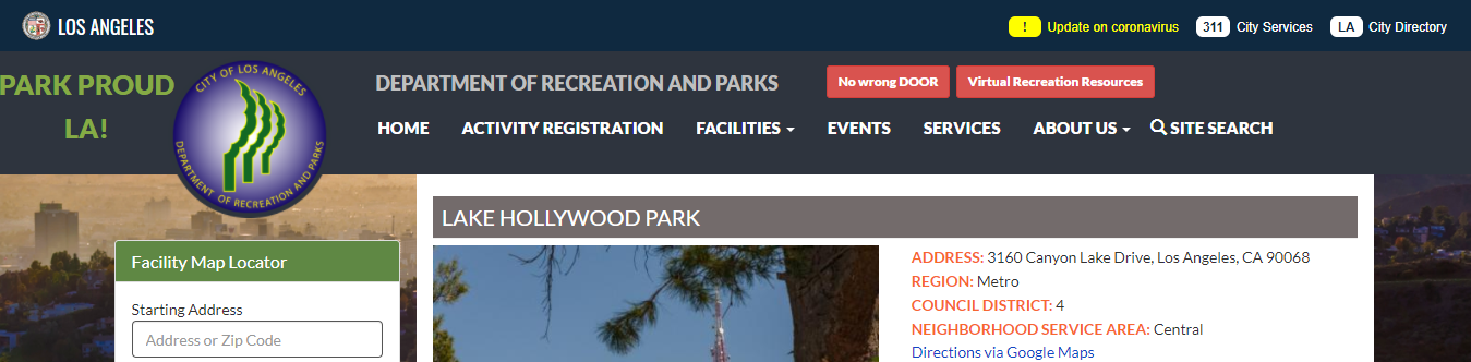 famous parks in los angeles, ca