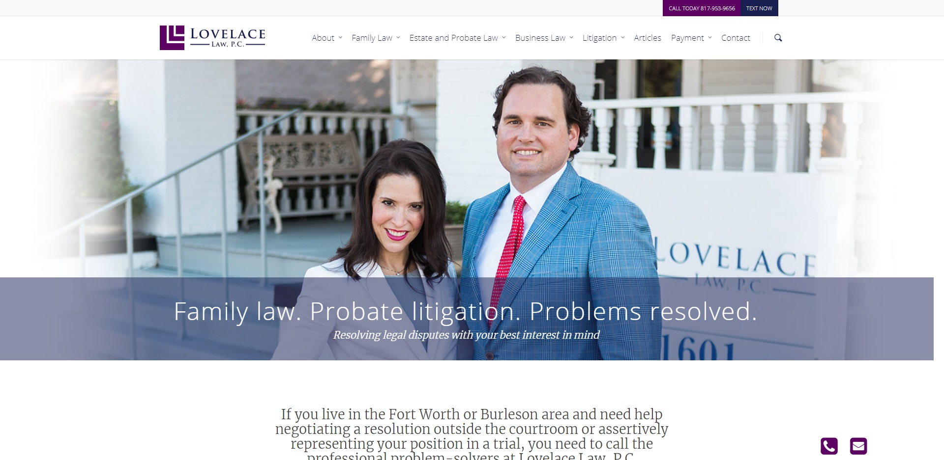 Best Contract Attorneys in Fort Worth