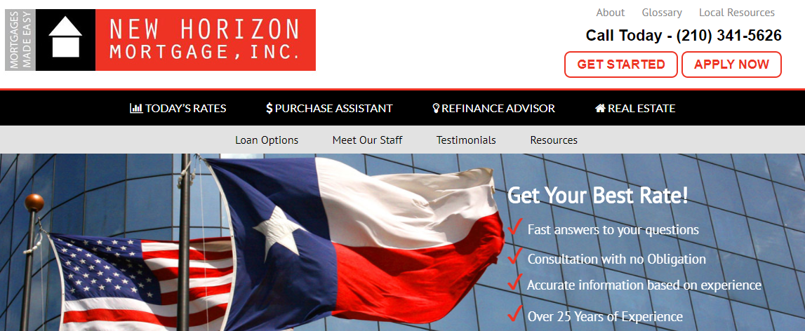 New Horizon Mortgage, Inc.