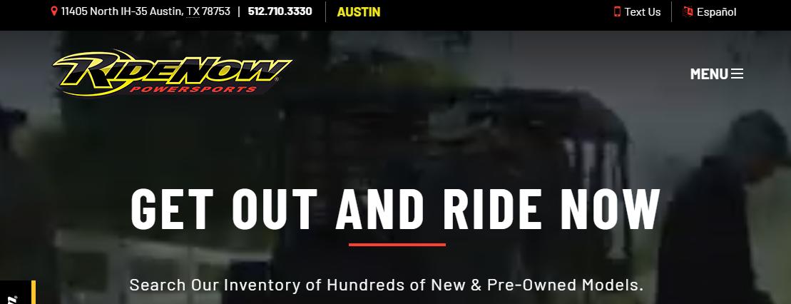 RideNow Austin