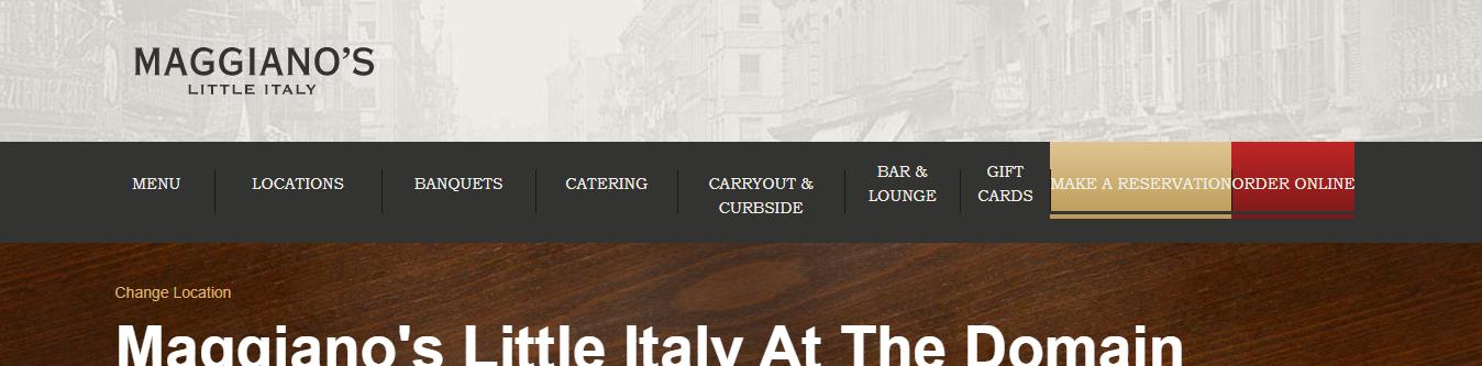 family-style italian dining in austin, texas