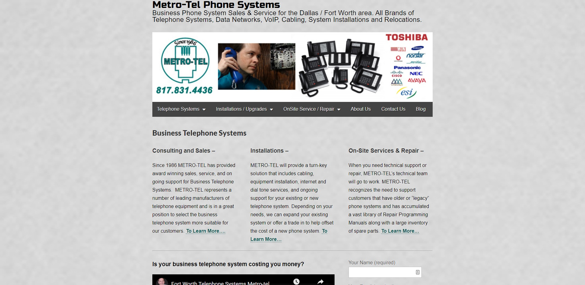 5 Best Telephone in Fort Worth