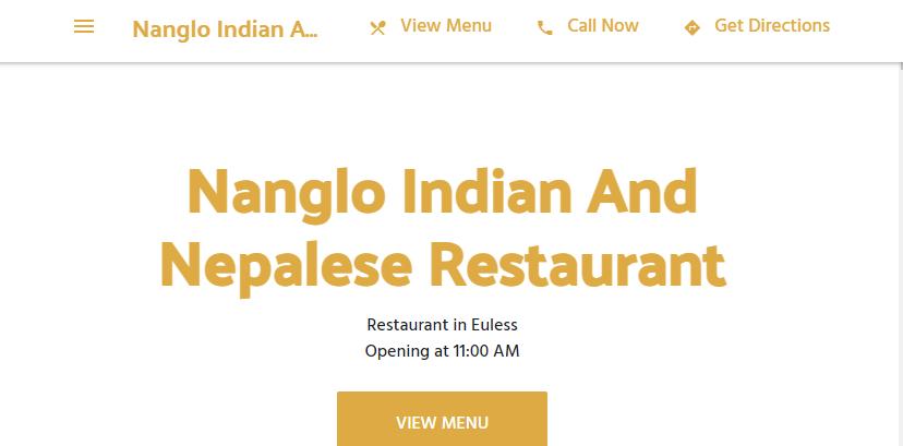 Nanglo Restaurant and Bar