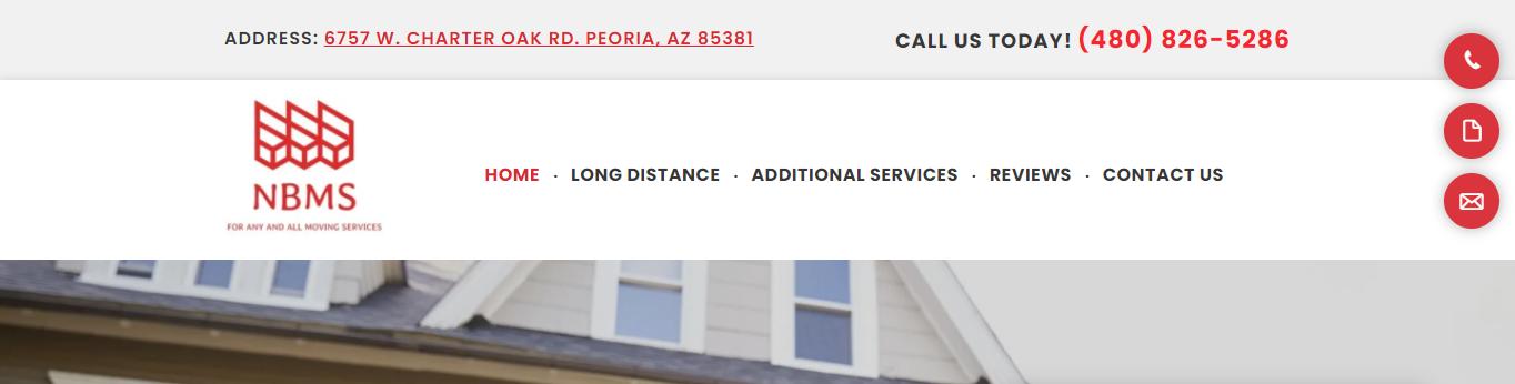 long-distance moving specialists in Phoenix, AZ