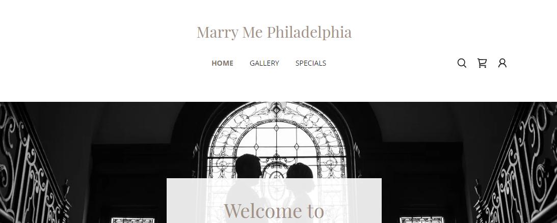 Marry Me Philadelphia