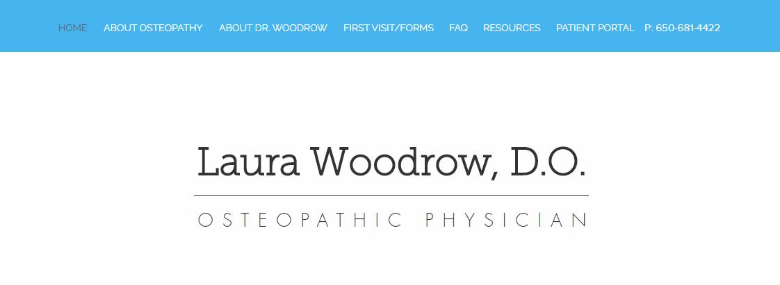 Dr. Laura A. Woodrow, DO
