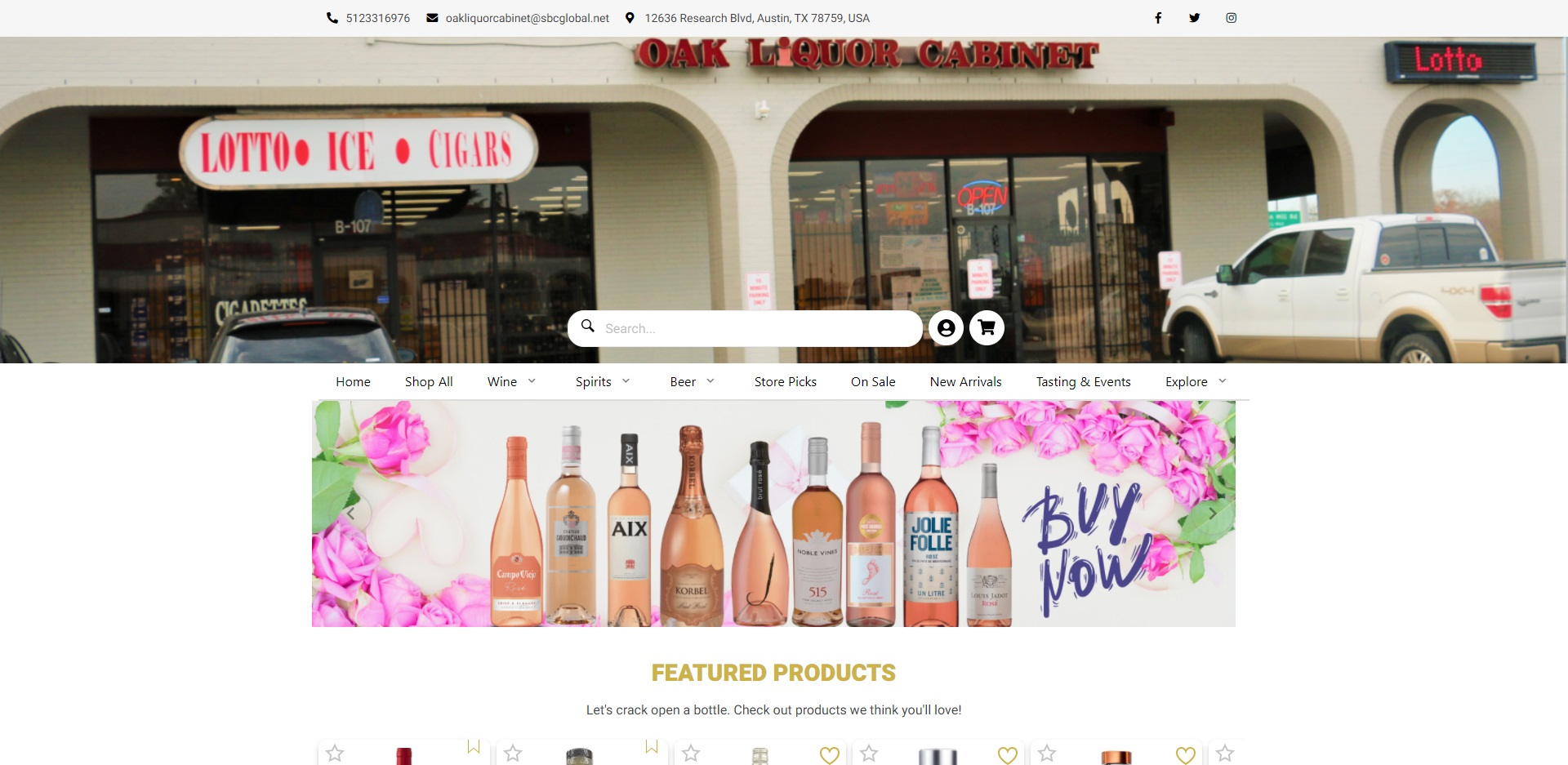 The Best Bottleshops in Austin