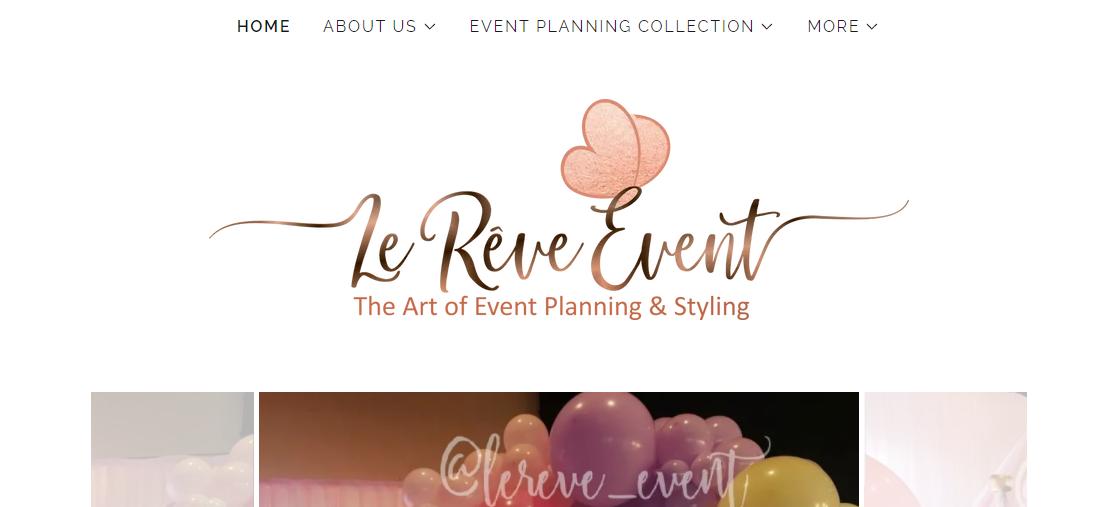La Reve Event