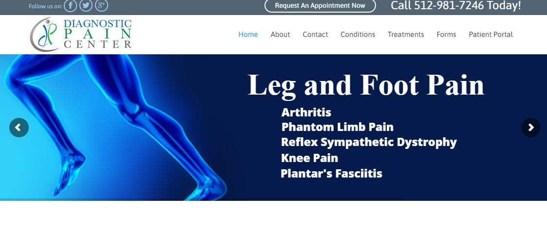Diagnostic Pain Center