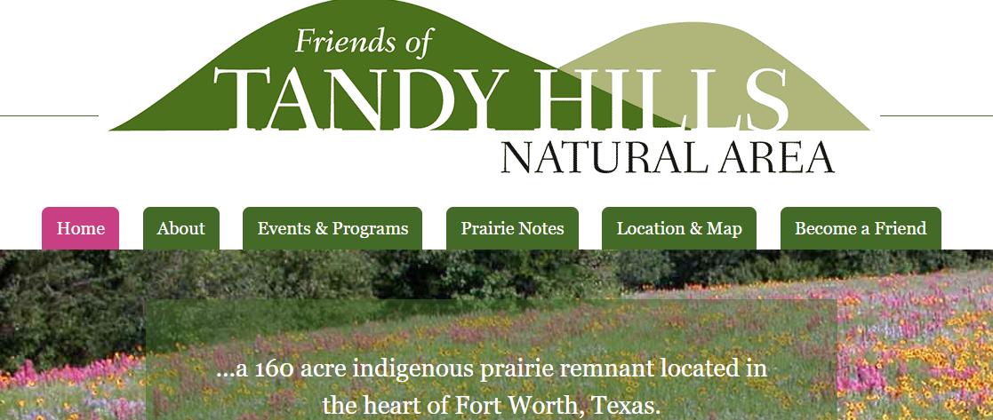 Tandy Hills