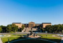 Landmarks in Philadelphia, PA