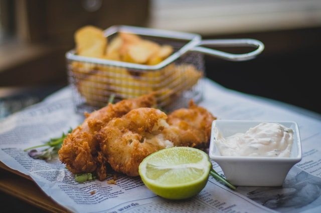 Best Fish and Chips in San Antonio, TX